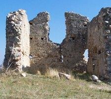 Prospeccion Arqueologica en Segovia