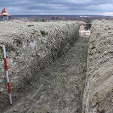 Estudio Arqueologico en Aranjuez