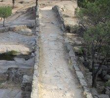 Valdemaqueda. Puente Mocha Arqueologia