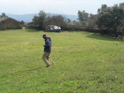 Prospeccion Arqueologica en Casavieja (Avila)