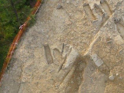 Excavación Arqueológica en la Ermita de San Lorenzo, Amorebieta