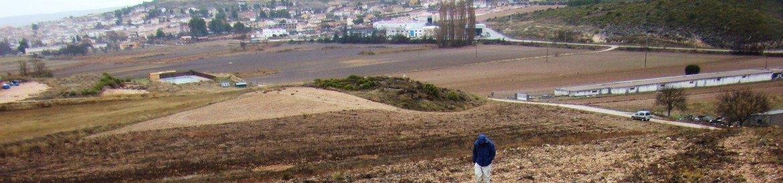 Prospeccion Arqueologica en Guadalajara