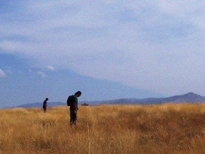 Prospeccion arqueologica para cambio del PGOU de Segovia