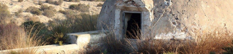 Aljibe en Cortijo en Nijar, Almeria