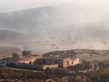Prospeccion Arqueologica en Nijar: Ampliacion 2º Nobel