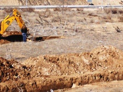 Estudio Arqueologico en Poligono Puerta de Madrid, San Fernando de Henares