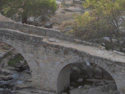 Levantamiento Topográfico Madrid: Puente Mocha en Valdemaqueda