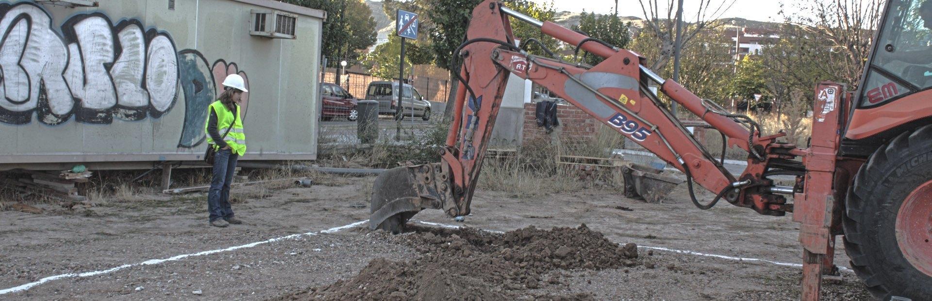 Sondeo Arqueológico y Seguimiento en Aranjuez: Calle Sagunto
