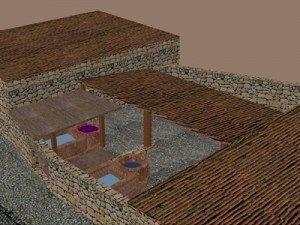 Reconstruccion de Teneria en 3D