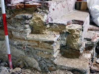 Intervencion Arqueologica Toledo