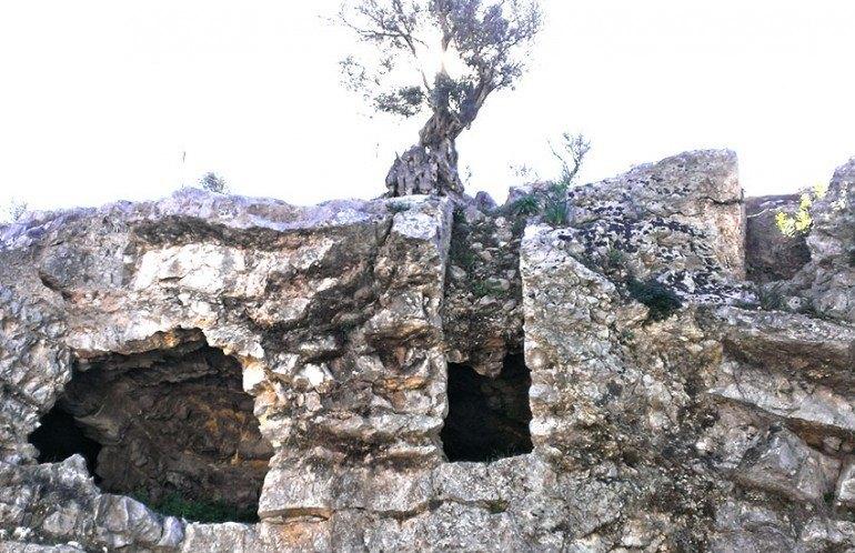 Yacimiento Arqueologico Puig Des Molins