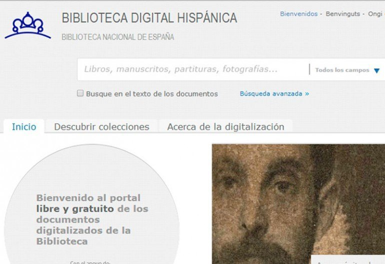 Biblioteca Digital Hispanica
