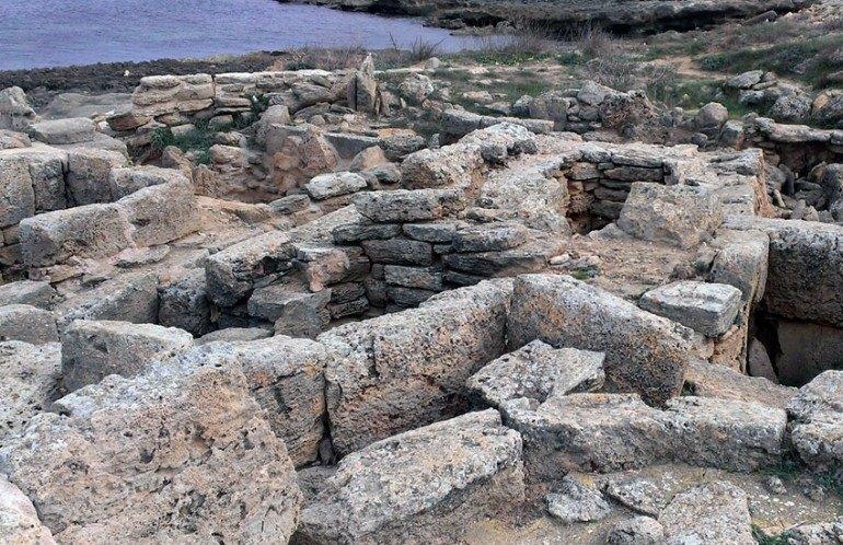 Yacimiento Arqueologico en Mallorca