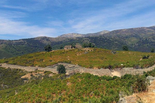 Castro de El Raso: Vista General
