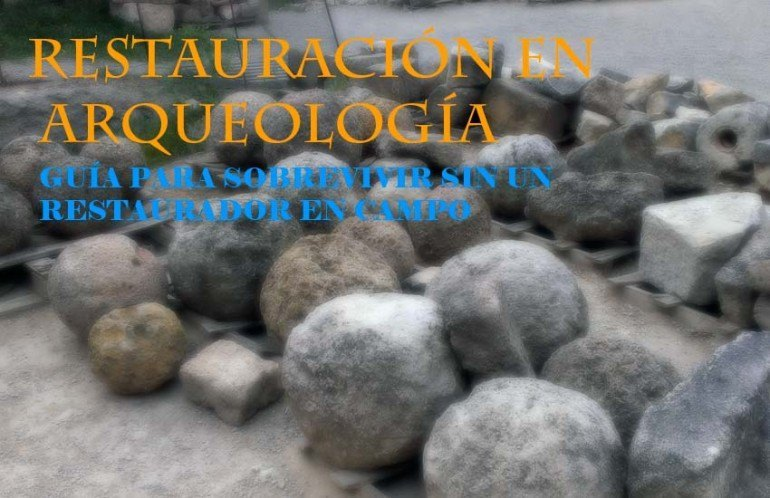 Restauracion en Arqueologia