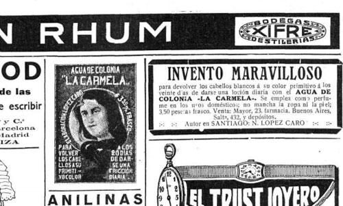 Anuncio de Colonia La Carmela