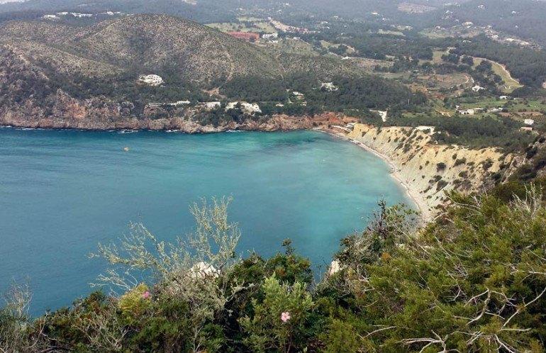 Playa de Sol de En Serra Ibiza