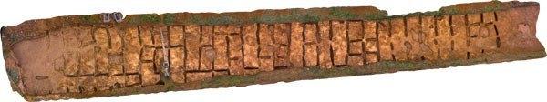ortofoto yacimiento arqueologico Ibiza