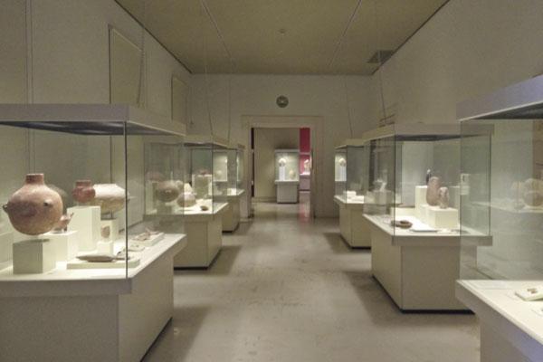 Sala I del Museo de Cádiz