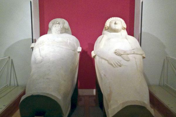 Sarcófagos de Mármol