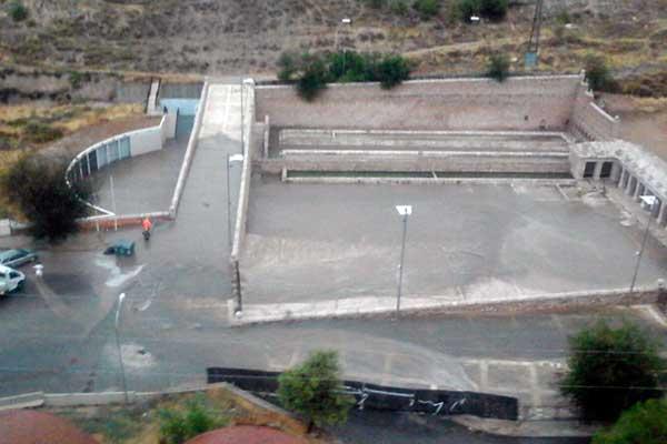 Fuente de Ocaña Inundada